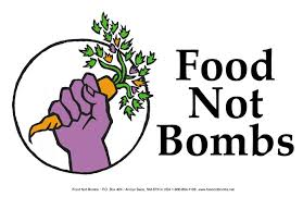 logo: Food Not Bombs