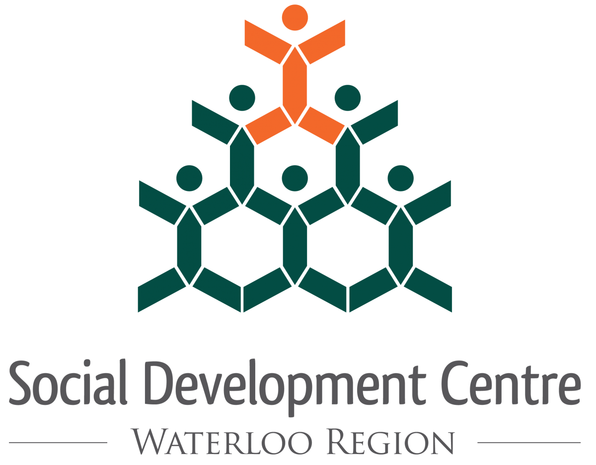 Logo: Social Development Centre Waterloo Region